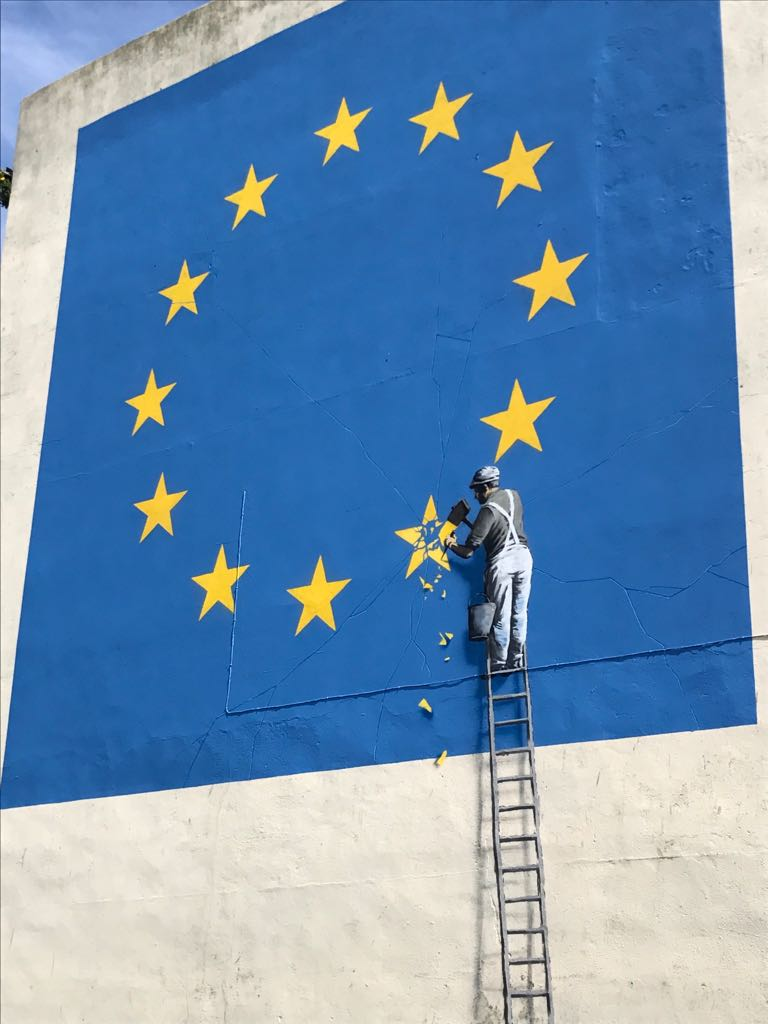 Banksy Dover 2