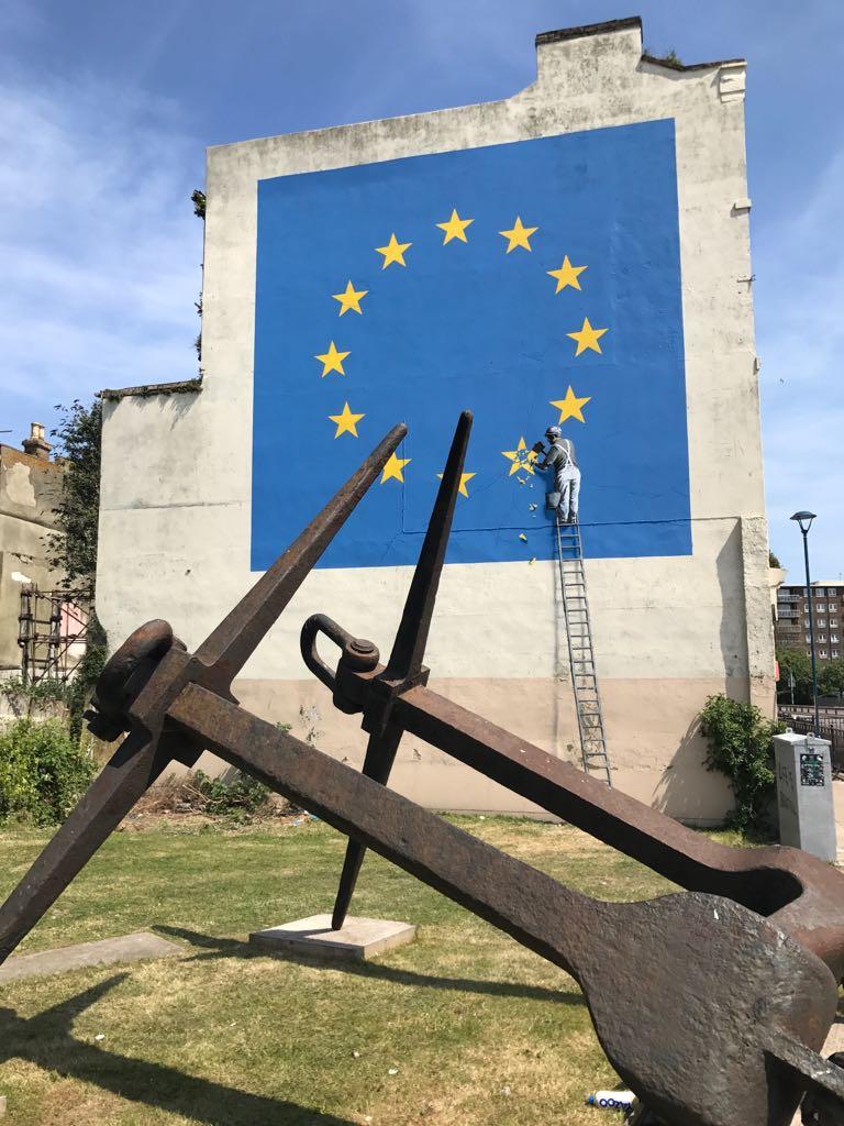 Banksy Dover 4