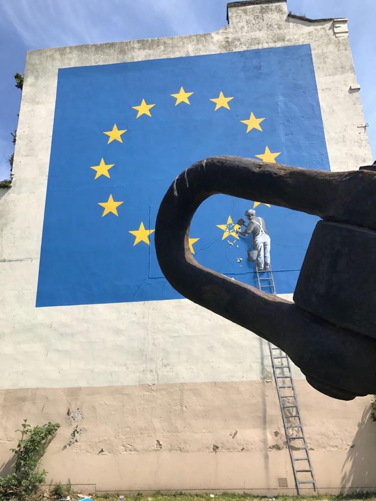 Banksy Dover 5