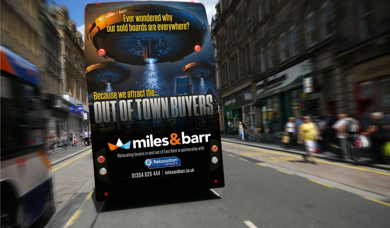 Miles & Barr Bus