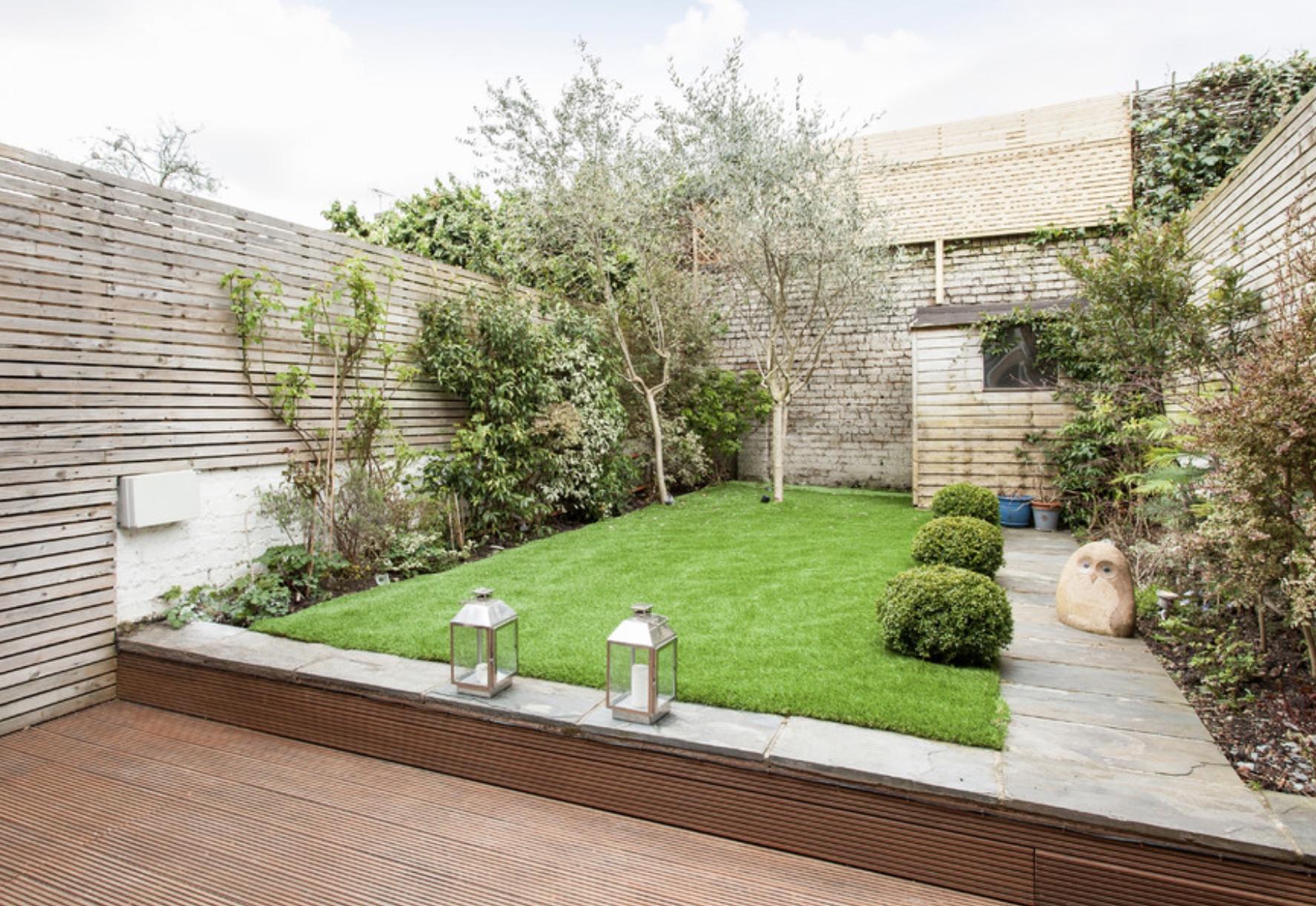 Chris Snook garden