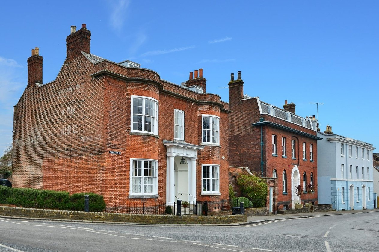 Properties For Sale in Preston Street