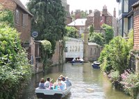 Canterbury River Tour