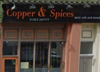 Copper  Spices